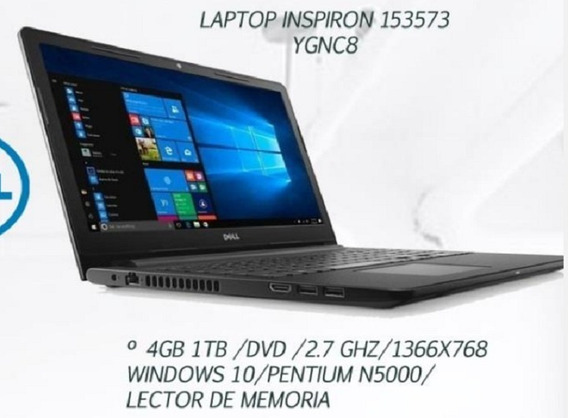 Laptop Inspiron Dell