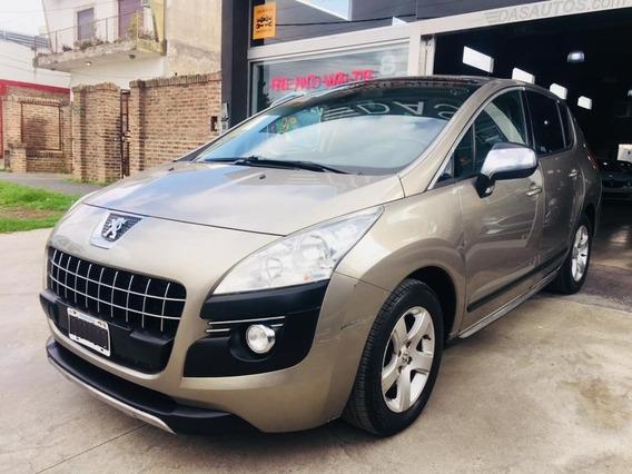 Peugeot 3008 1.6 N Premium Plus Año 2012 Financio-dasautos-