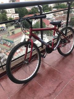 Bicicleta Unibike Rodado 26 Con Cambios. Impecable!