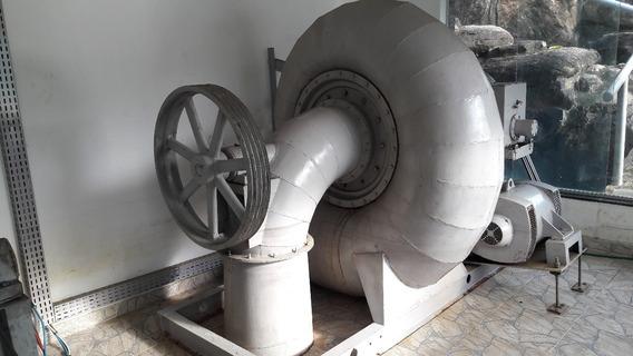 Turbina Hidráulica Para Geração De Energia Elétrica