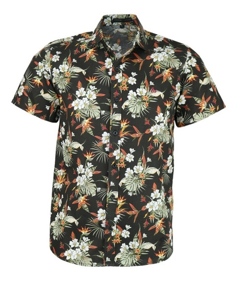 Camisa Mauá Manga Curta Comfort - Cor 06 - Ref 1582