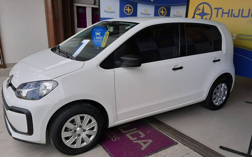 Volkswagen Up Take 1.0 4 Portas, Completo!
