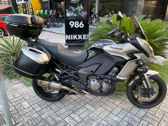 Kawasaki Moto Versys 1000