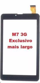 Tela Touch Vidro Tablet Multilaser M7 3g M73g Plus Ml-jl02