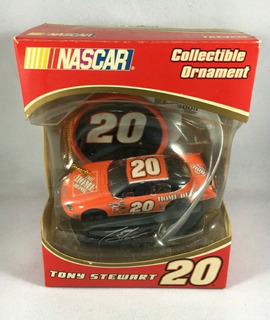 Carro Ornamento Coleccionable Nascar Tony Stewart #20