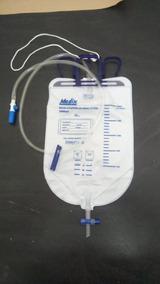 Bolsa Coletora De Urina - 2 Litros (kit 22 Und) Frete Grátis