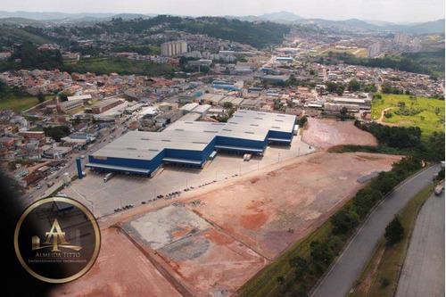 Galpão Industrial Para Locação, São Luiz (polvilho), Cajamar. - Ga0008
