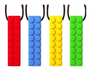 Collar Mordedor Para Autismo Deficit Atencional Regulador