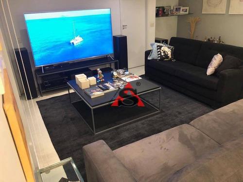 Apartamento Com 2 Dormitórios À Venda, 108 M² Por R$ 1.700.000,00 - Cidade Monções - São Paulo/sp - Ap35828