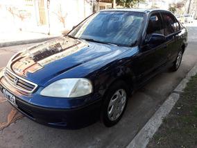 Honda Civic 1.6 Lx At 1999