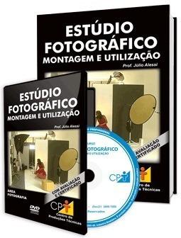 Curso Estúdio Fotográfico, Montagem E Utilização