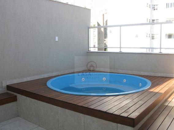 Cobertura Com 2 Quartos À Venda, 124 M² Por R$ 957.000 - Santo Antônio - Belo Horizonte/mg - Co0037
