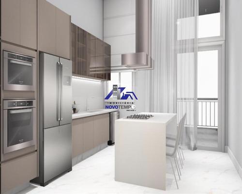 Apartamento A Venda Em Alphaville Com 4 Dorms E 4 Vagas - Ap01069 - 69396758
