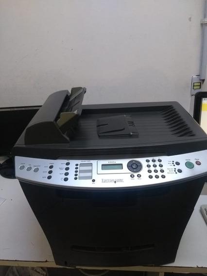 Impressora Multifuncional Lexmark X342n Com Adf, Fax