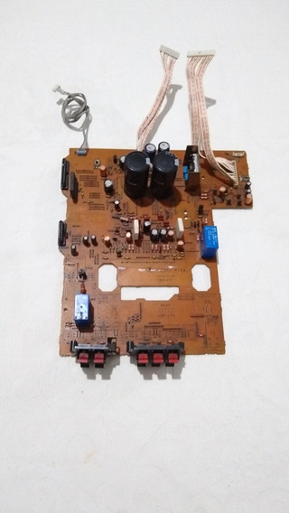 Placa Saida Som Sony Lbt-850av Sem Stk Defeito