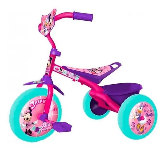 Triciclo Mid Minnie Con Canasto 303021 E. Full