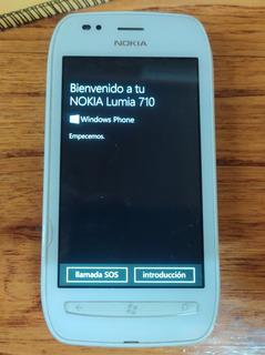 Nokia Lumia 710. Buen Estado! Funcionando. Movistar.