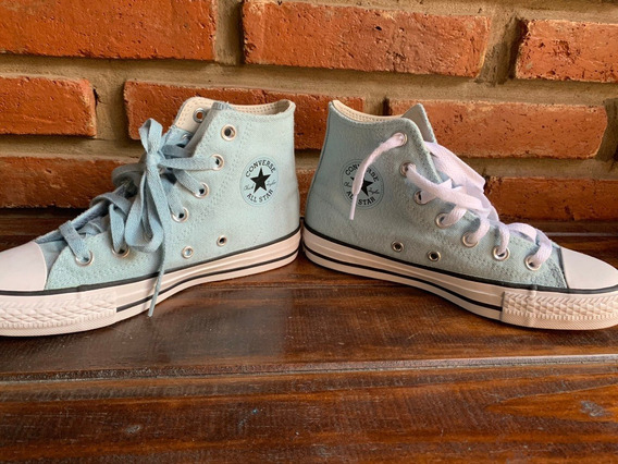Zapatillas Botitas Converse All Star #36 Impecables