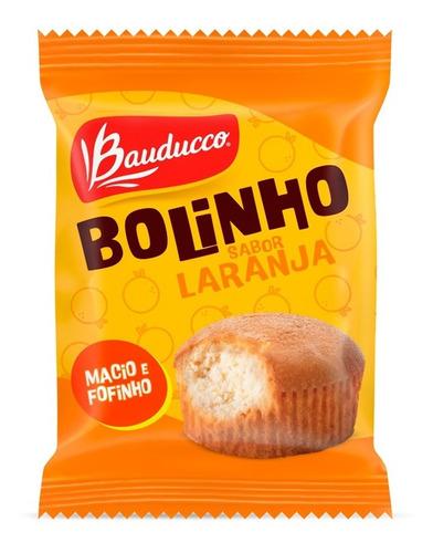 Bolinho De Laranja Bauducco 30g