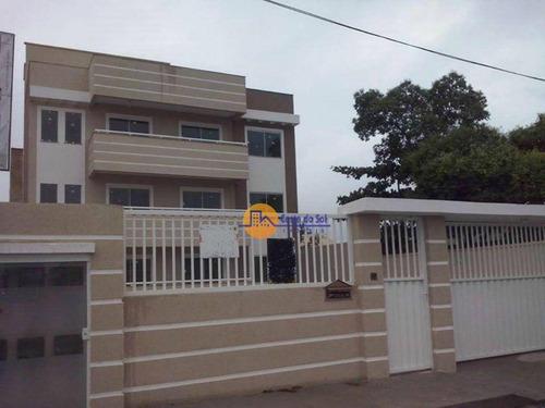 Maravilhosa Cobertura Com 4 Dormitórios À Venda, 150 M² Por R$ 350.000 - Enseada Das Gaivotas - Rio Das Ostras/rj - Co0025