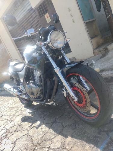 Imagem 1 de 5 de Honda Cb500
