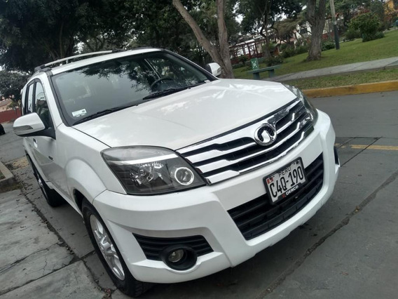 Great Wall Haval Cmta Suv 4x2