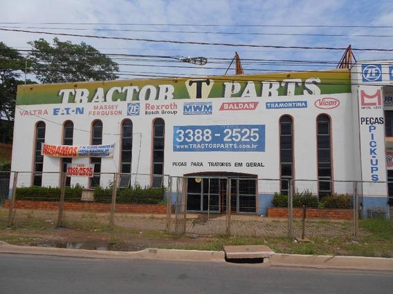 Barracao Comercial Para Locacao - 18727