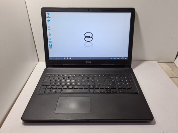 Notebook Dell 5566 Intel Core I5 7ºgeração 8gb 1tb Hdd