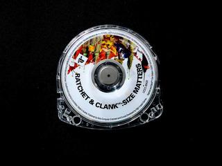 ¡¡¡ Ratchet & Clank Size Matters - 3 Para Psp !!!