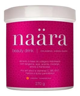 Naara Colágeno Hidrolizado Vitamina C B6 B12 Sin Tacc