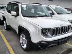 Jeep Renegade 1.8 Limited Flex Aut. 5p