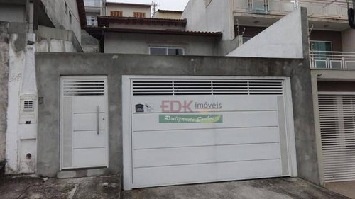 Imagem 1 de 18 de Casa Com 2 Dormitórios À Venda Por R$ 380.000 - Residencial Novo Horizonte I - Mogi Das Cruzes/sp - Ca5797
