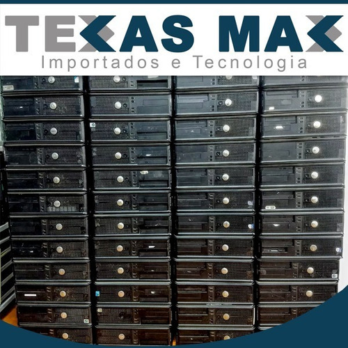Cpu Dell Optplex Core 2 Duo Com 4 Gb