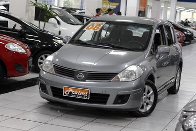 Nissan Tiida S 1.8 16v Automático 2008