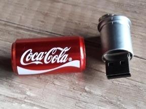 Pen Drive Coca-cola 16gb