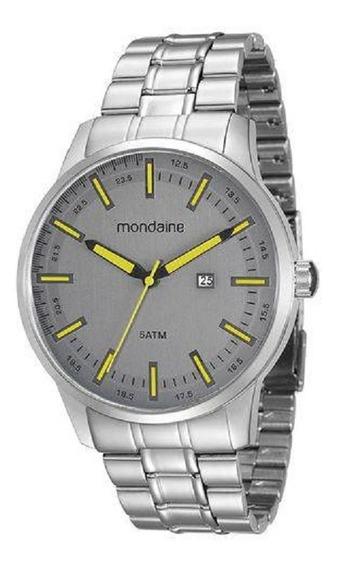 Relógio Mondaine Masculino Cód. 78722g0mvna1