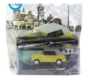 Autos De Volkswagen La Coleccion Oficial 1/43 Auto Miniatura