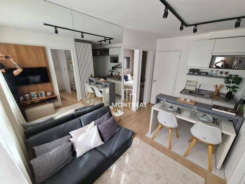 Imagem 1 de 24 de Apartamento À Venda, 34 M² Por R$ 270.000,00 - Cidade Mãe Do Céu - São Paulo/sp - Ap2742