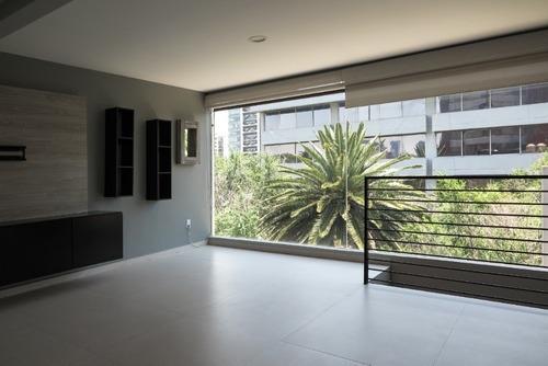 Departamento En La Condesa Con Opción A Renta Penthouse
