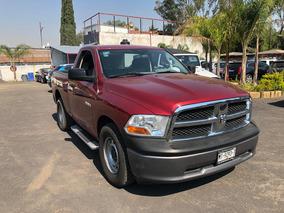 Dodge Ram 1500 St Pick Up Ta A/ac Traccion Trasera 2012