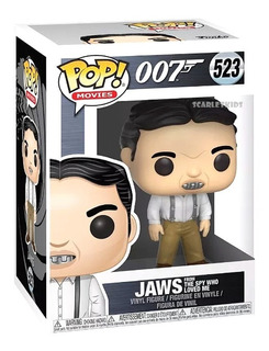 Funko Pop Jaws 523 James Bond 007 Original Scarlet Kids