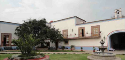 Hacienda Del Siglo Xvi En El Estado De Hidalgo