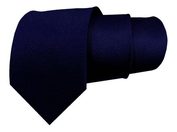 Corbata Color Azul Marino Para Caballero Sp0013
