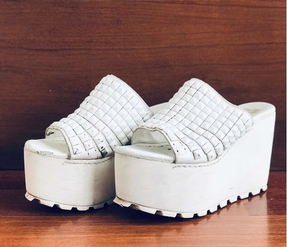 Zapatos Con Plataforma Ricky Sarkany!