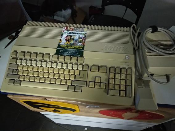 Computador Amiga 500 Comodore Anos 80 100%