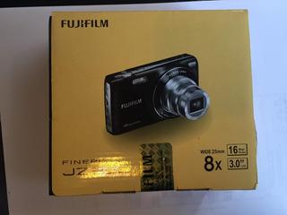 Cámara Fujifilm Jz250 - Pink