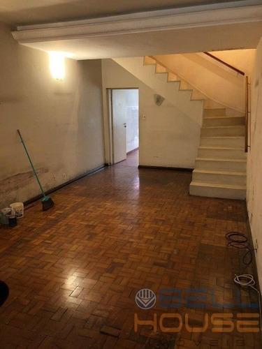 Imagem 1 de 13 de Sobrado - Casa Branca - Ref: 24598 - L-24598