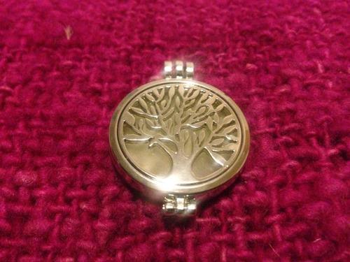 Colgante Árbol  De La Vida (para Aromaterapia)