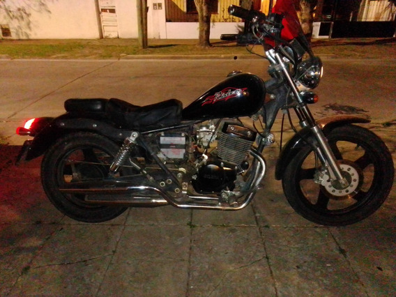 Moto Gilera Yl 275 Cc, Año 2012