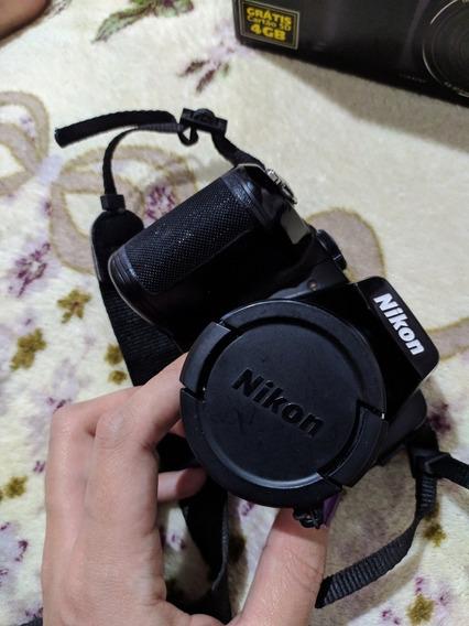 Câmera Semiprofissional Coolpix L315